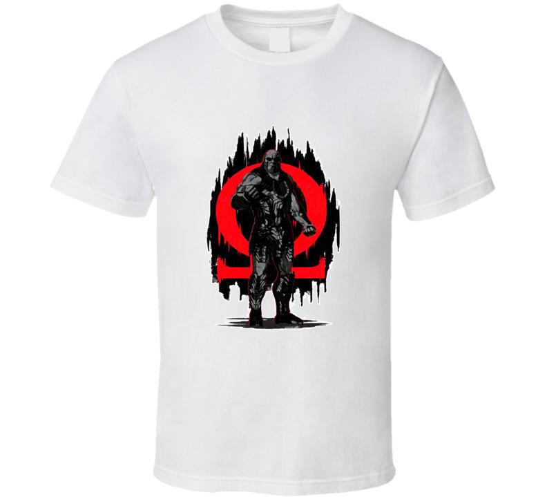 Snyder Cut Fan DC Movie Justice League Darkseid T shirt