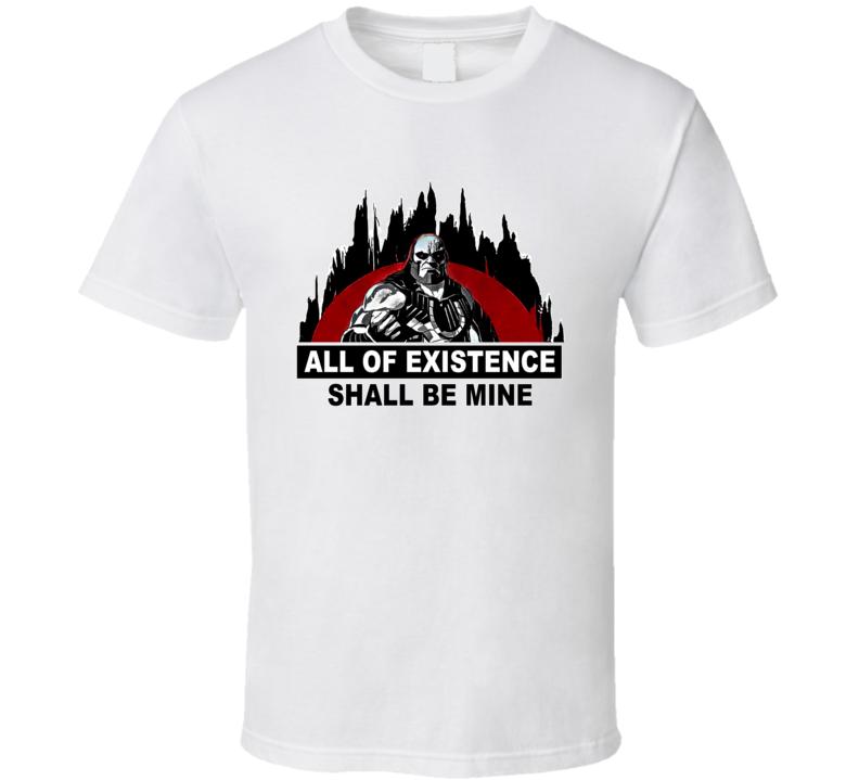 Snyder Cut Justice League Movie Darkseid Fan T shirt