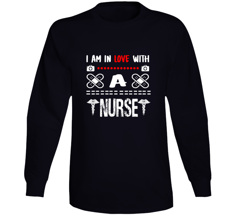 I Am In Love With Nurse Long Sleeve