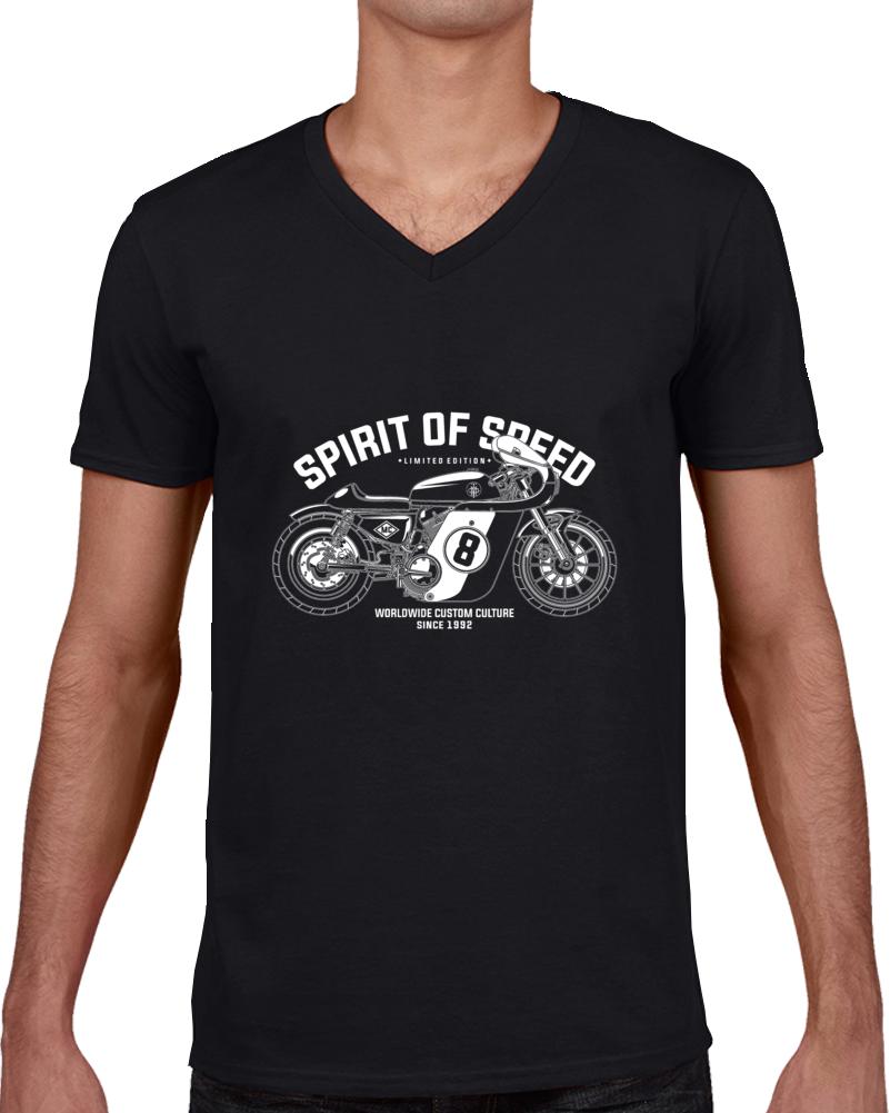 Spirit Of Speed T Shirt