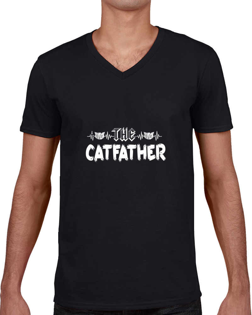 The Cat Father  T Shirt