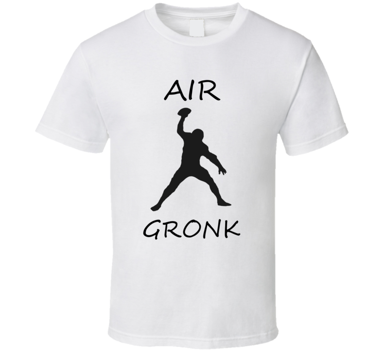 Air Gronk Rob Grownkowski NE Patriots NFL Playoffs T Shirt