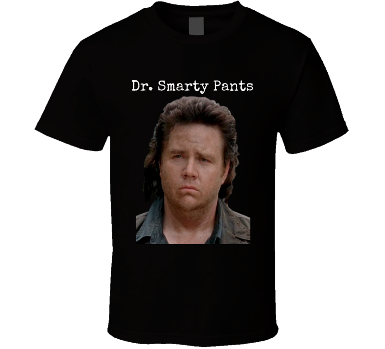 Eugene Dr. Smarty Pants T-Shirt Walking Dead Porter Shirt Josh McDermitt AMC Tv