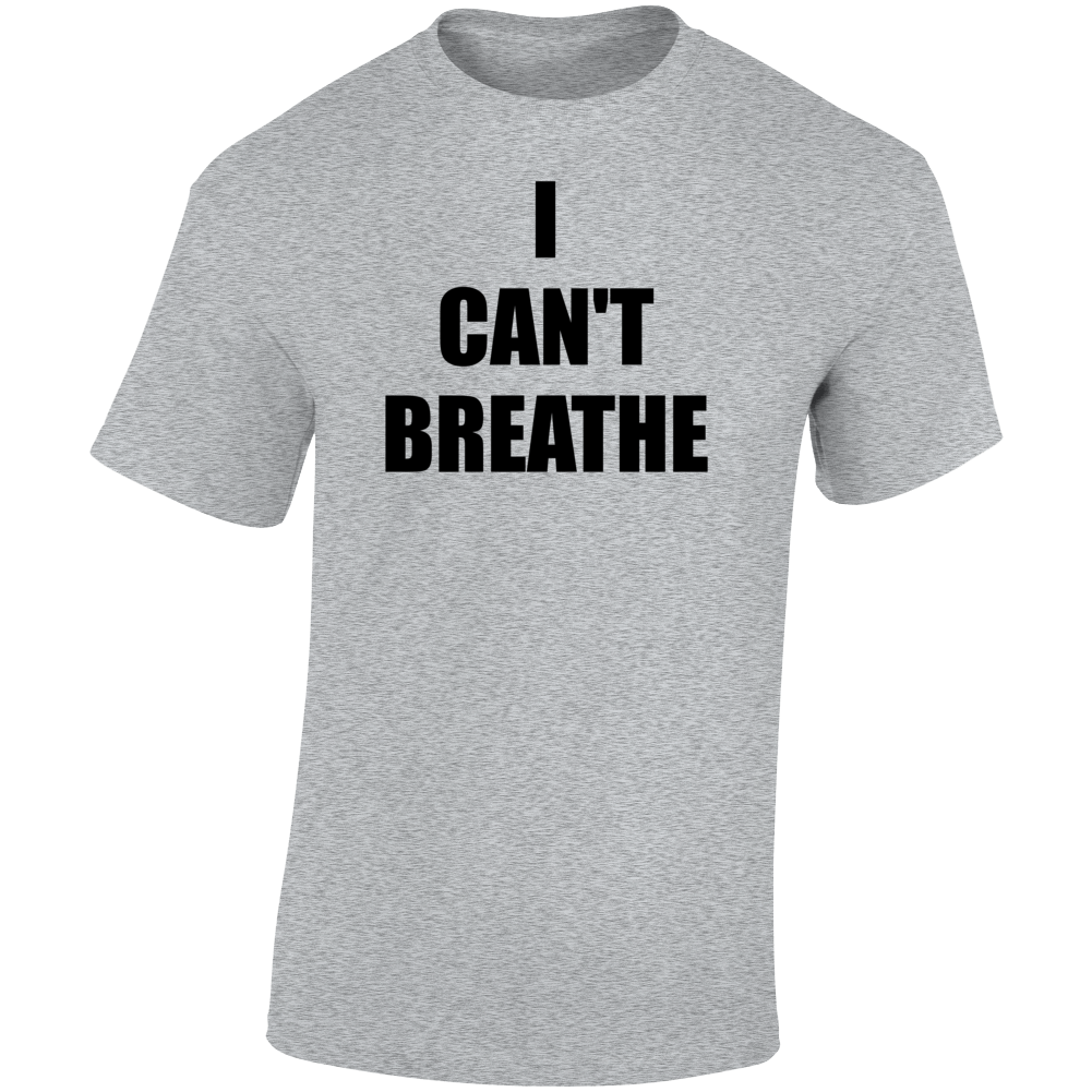 I Can't Breathe Tee Justice For George Floyd T Shirt No Justice No Peace T Shirt