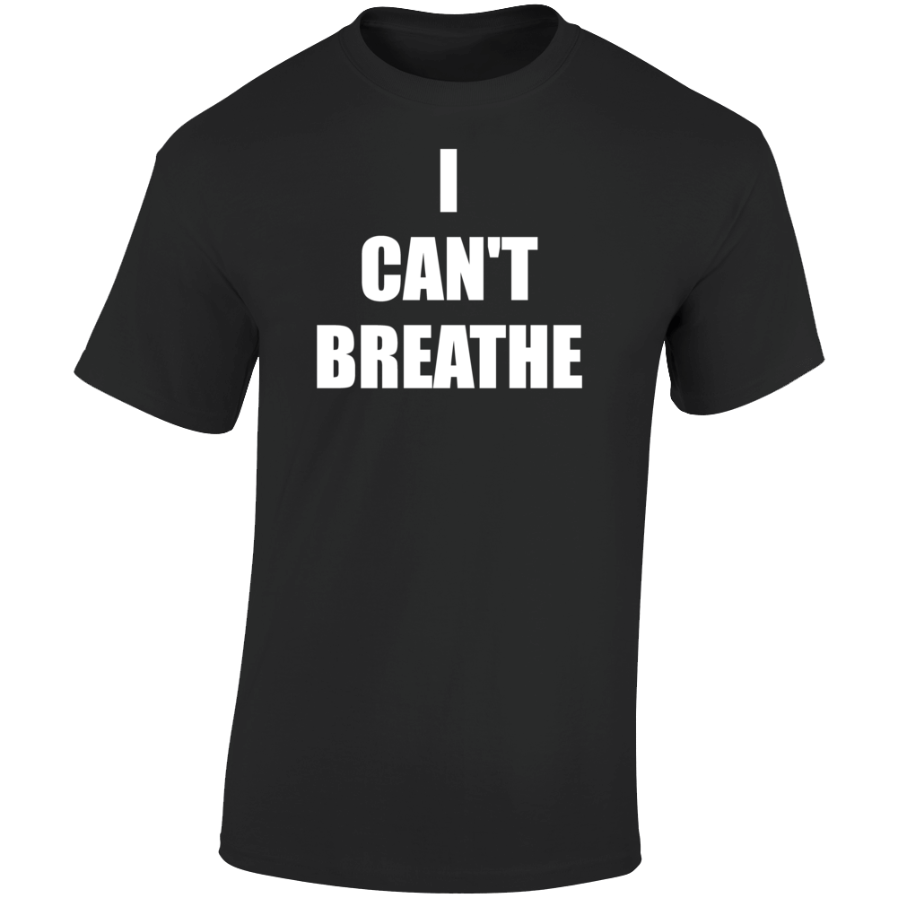 I Can't Breathe T Shirt Justice For George Floyd T Shirt No Justice No Peace Tee T Shirt