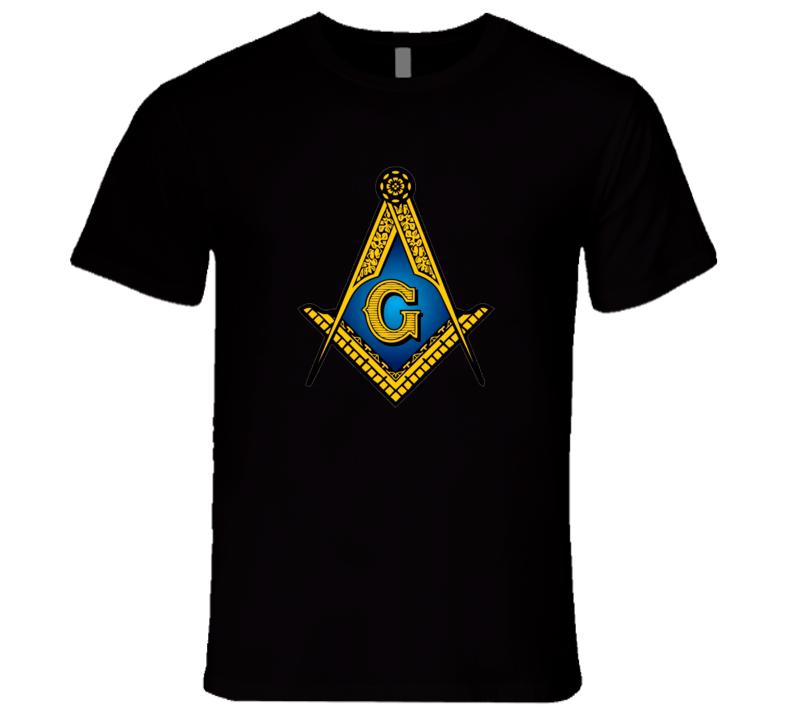 Freemason Novelty Gift T Shirt Fashion Tee