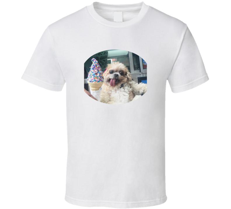 Marnie The Dog Cute Ice Cream Instagram T Shirt