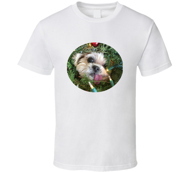 Marnie The Dog Cute Christmas Instagram T Shirt
