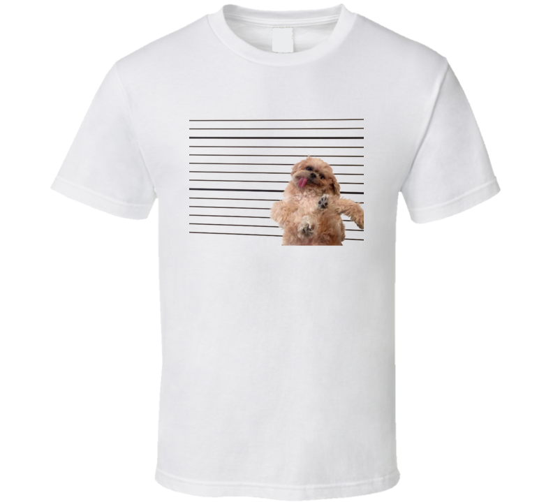 Marnie The Dog Cute Lines Instagram T Shirt