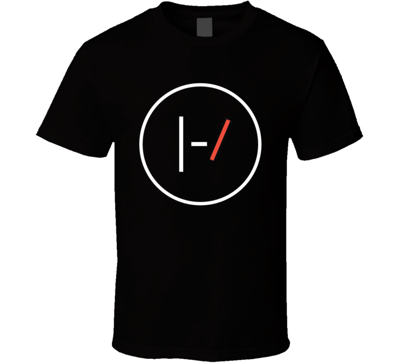 Logo Twenty One TOP Music Josh Tyler T Shirt