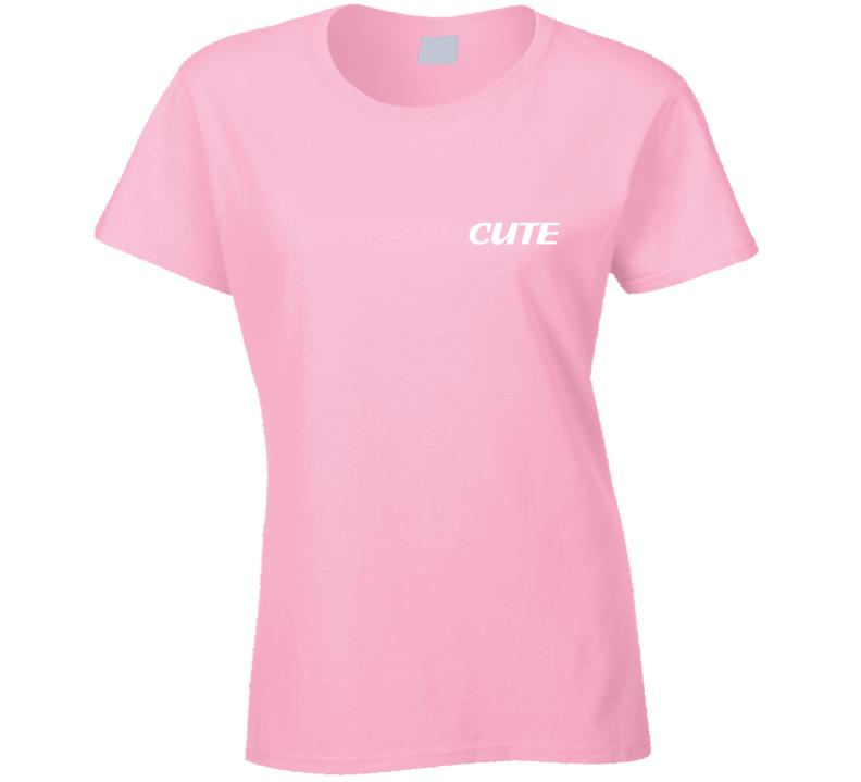 Cute Tumblr Inspired Text T Shirt
