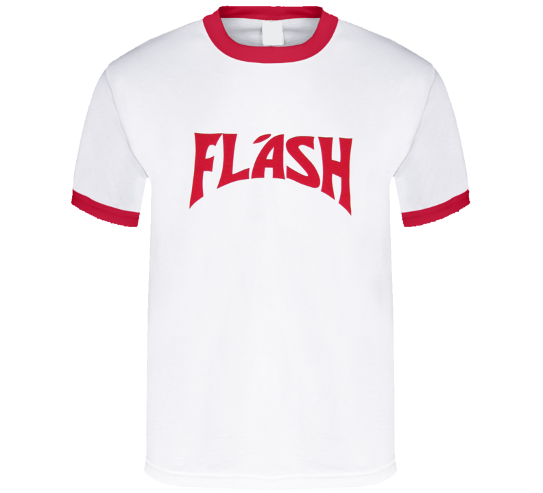 Flash Gordon Movie Retro Freddie Replica T Shirt