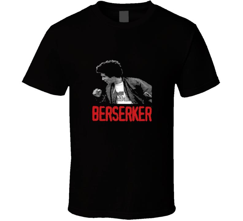 Berserker Jay and Silent Bob Strike Back Movie Replica T Shirt