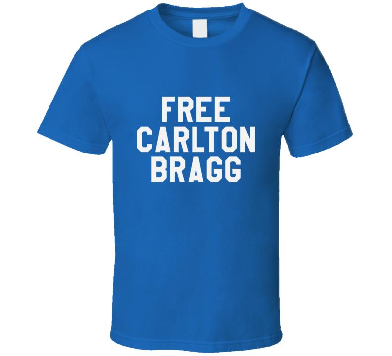 Free Carlton Bragg Kansas Jayhawks Basketball T Shirt