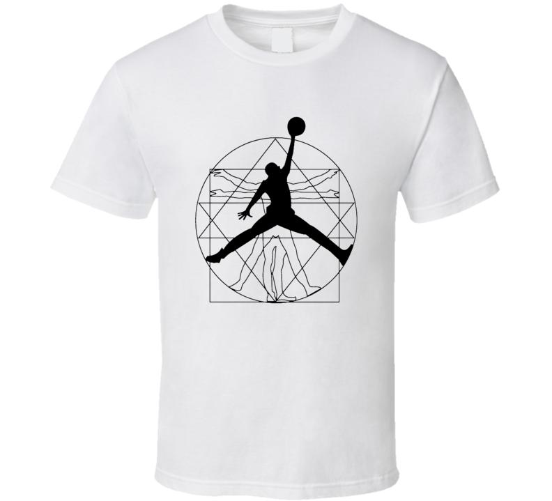 Michael Jordan Basketball Fan Sports T Shirt