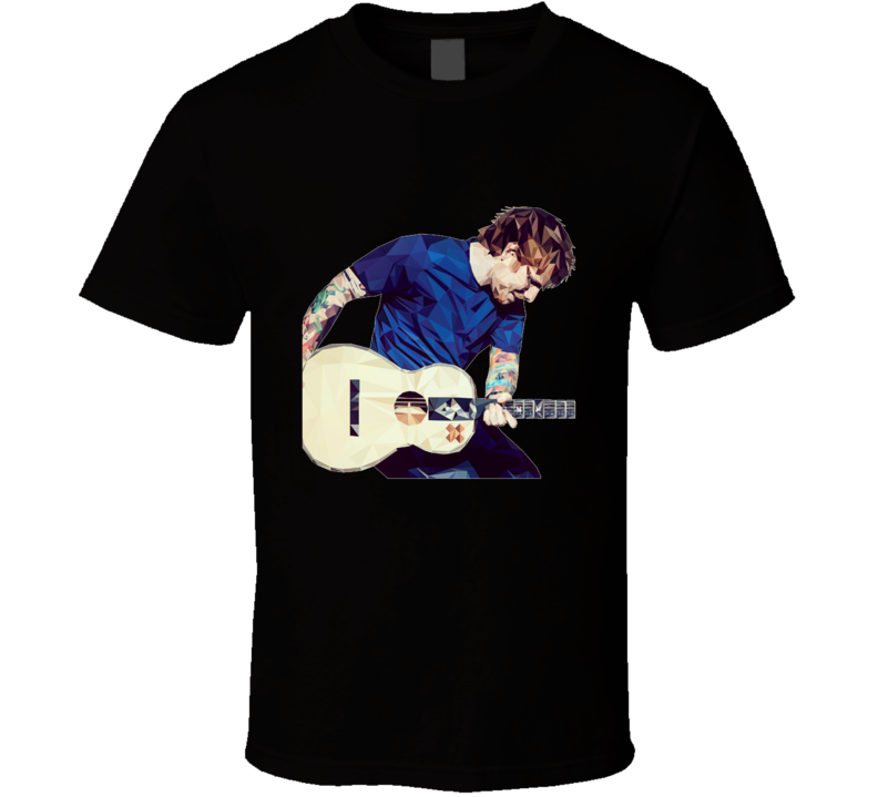 Ed Sheeran Divide New Music Album Fan Gift T Shirt