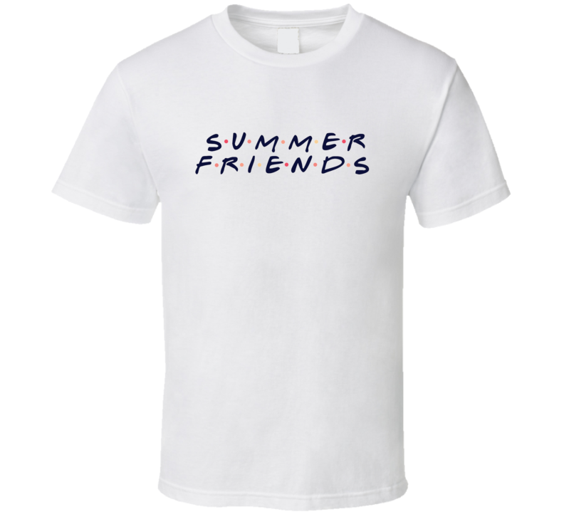 Summer Friends Don't Stay Chance the Rapper Coloring Book TV Music T Shirt