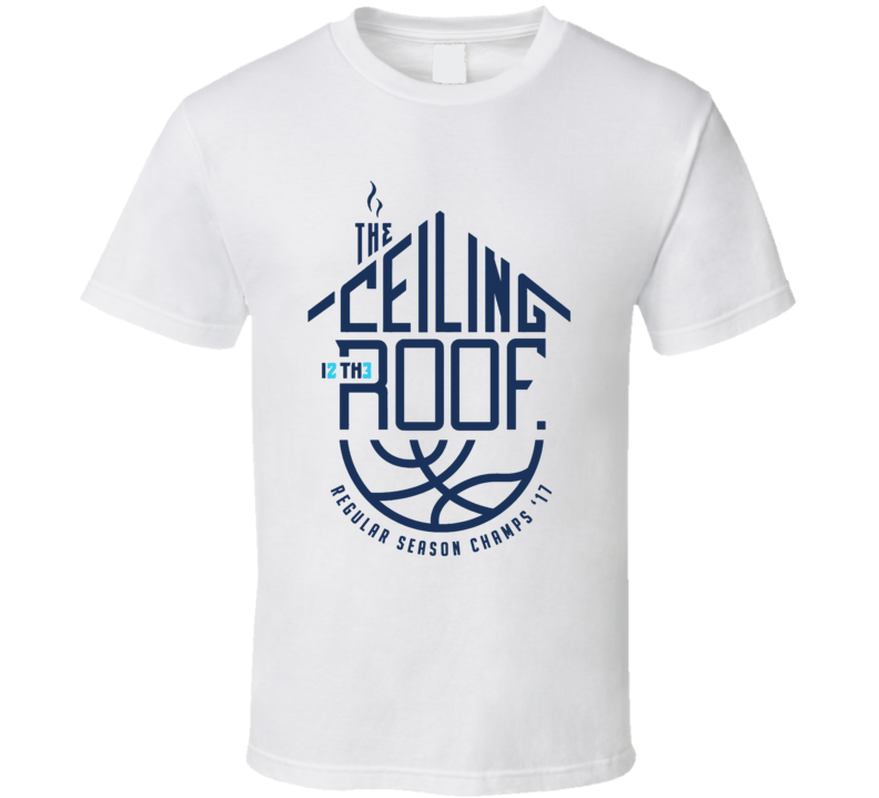 Ceiling Is The Roof National Champions 2017 Michael Jordan