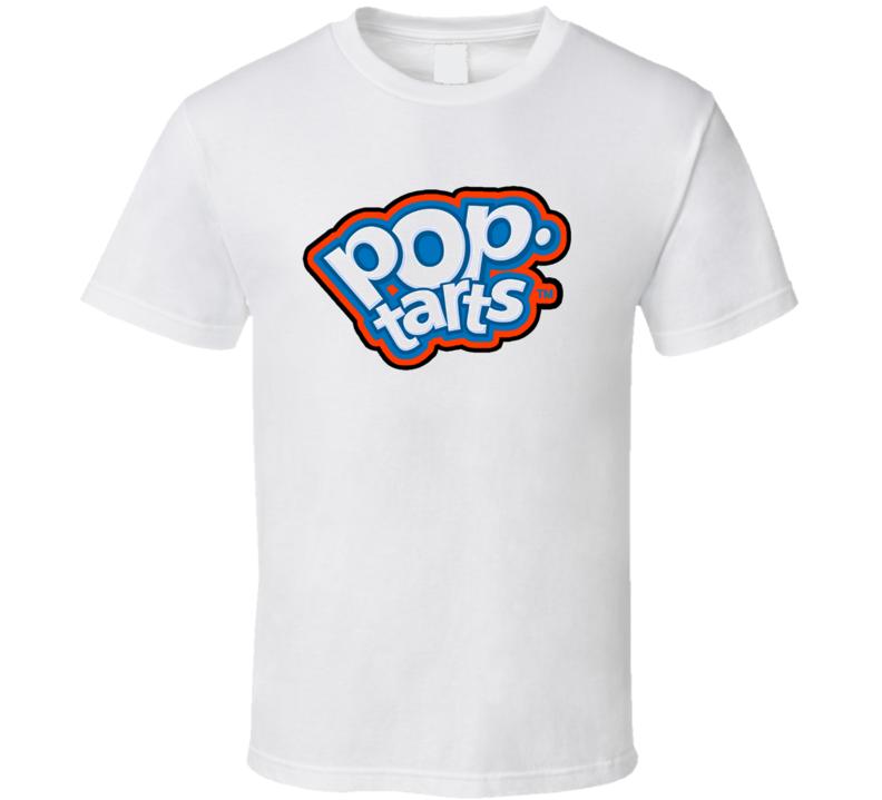 Pop Tarts Candy Food Cool Worn Funny T Shirt