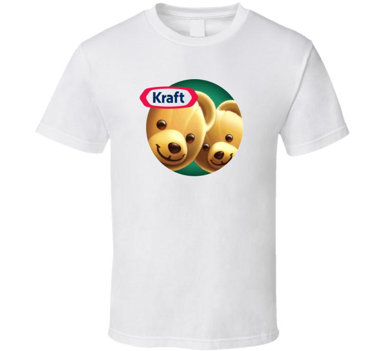 Kraft Peanut Butter Food Fan Logo Gift T Shirt