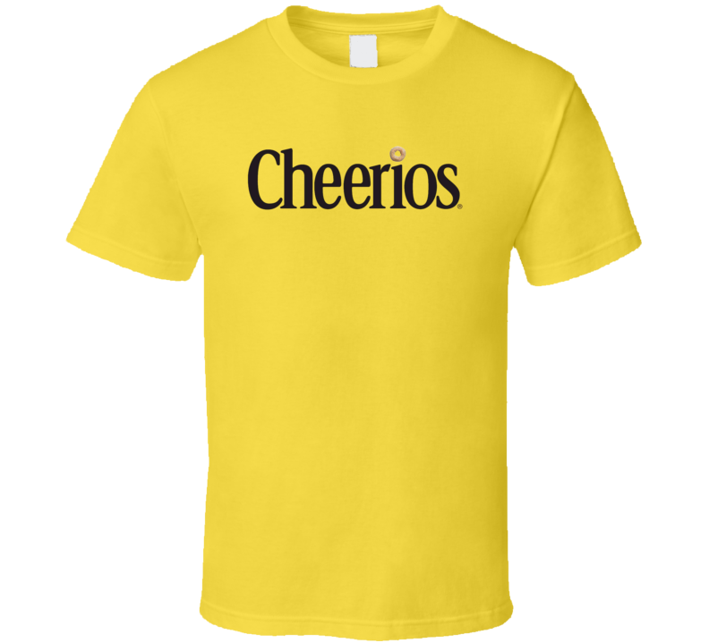 Cheerios Cereal Logo Gift T Shirt