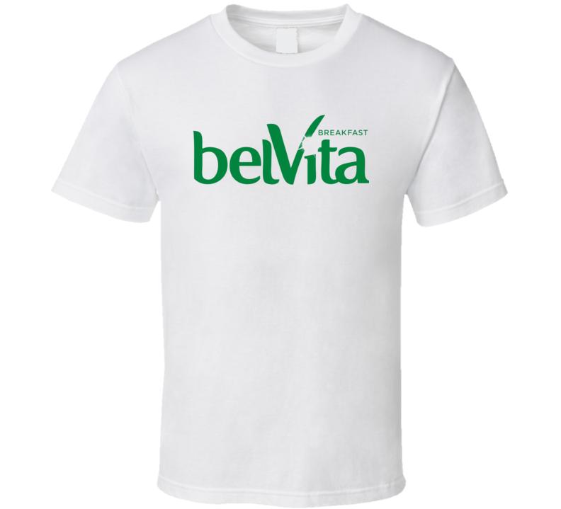 Belvita Breakfast Snack Food Gift T Shirt