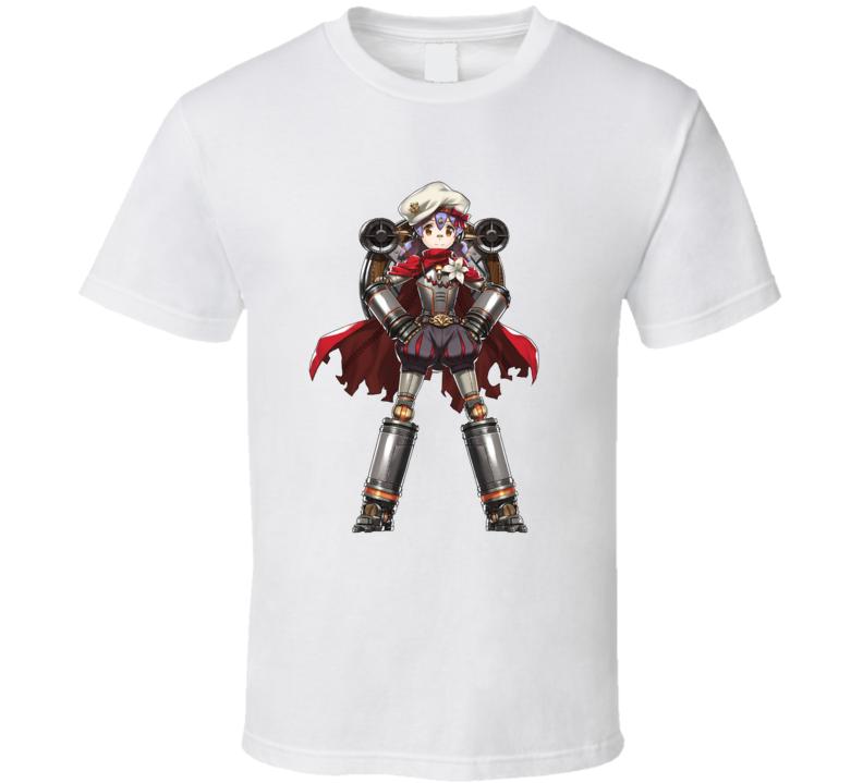 Poppi Xenoblade Video Game Gift T Shirt
