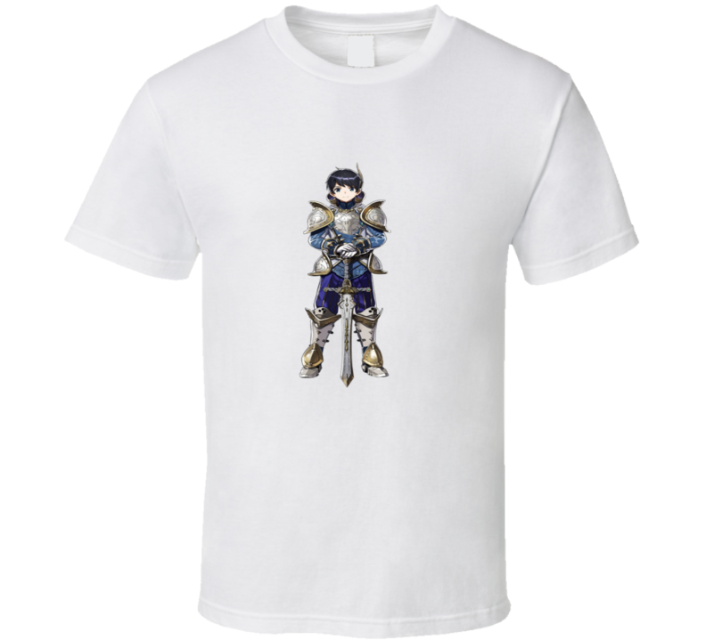 Hugo Ardanach Xenoblade Video Game Gift T Shirt