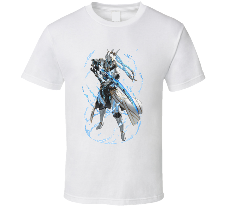 Aegaeon Xenoblade Video Game Gift T Shirt