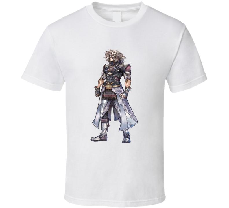 Jin Xenoblade Video Game Gift T Shirt