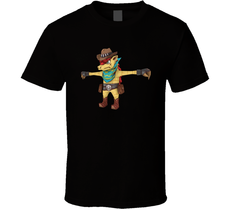 Dillon Rolling Western Video Game Gift T Shirt