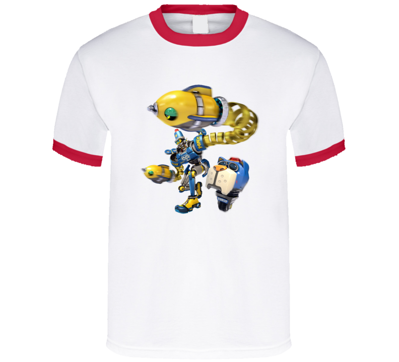 Byte & Barq ARMS Video Game Gift T Shirt