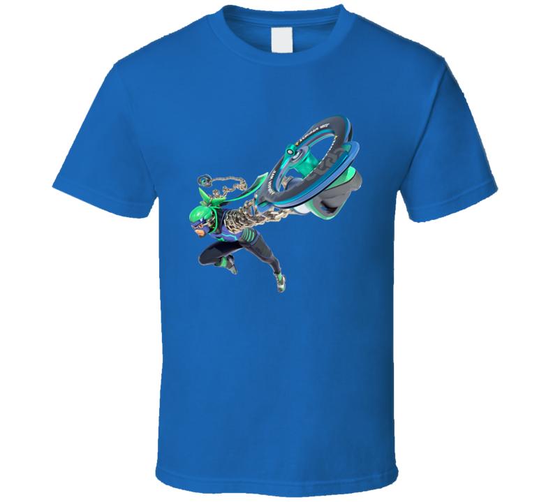 Ninjara ARMS Video Game Gift T Shirt