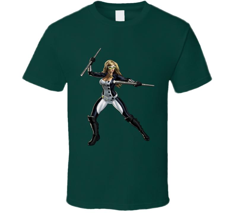 Mockingbird Superhero Comic Fan Gift T Shirt