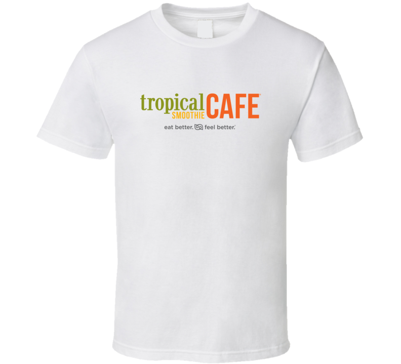 Tropical Smoothie Cafe Gift T Shirt