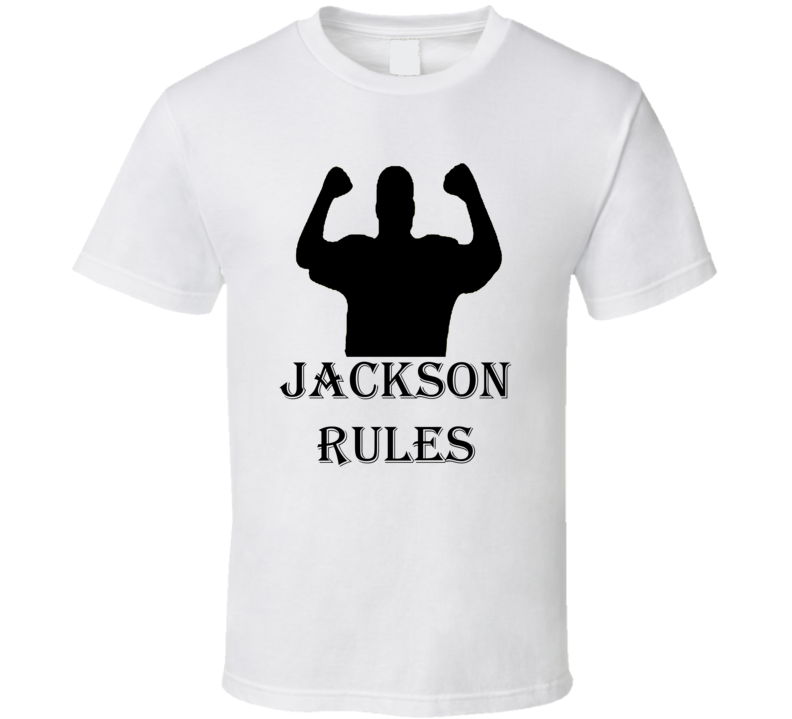 Jackson Rules Family Reunion Funny T Shirt