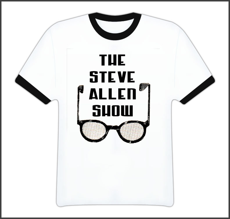 The Steve Allen Tv Show T Shirt