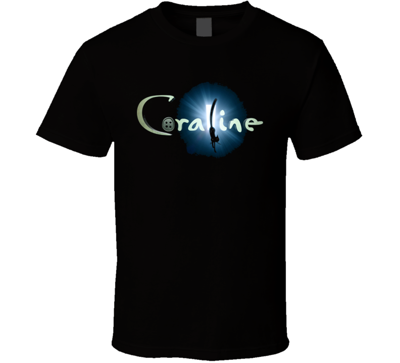 Coraline Movie T Shirt