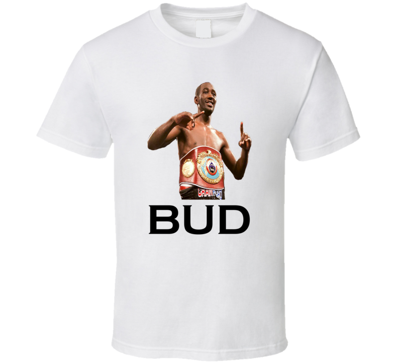 Terence Crawford Bud Unified Champion P4P Boxing T Shirt
