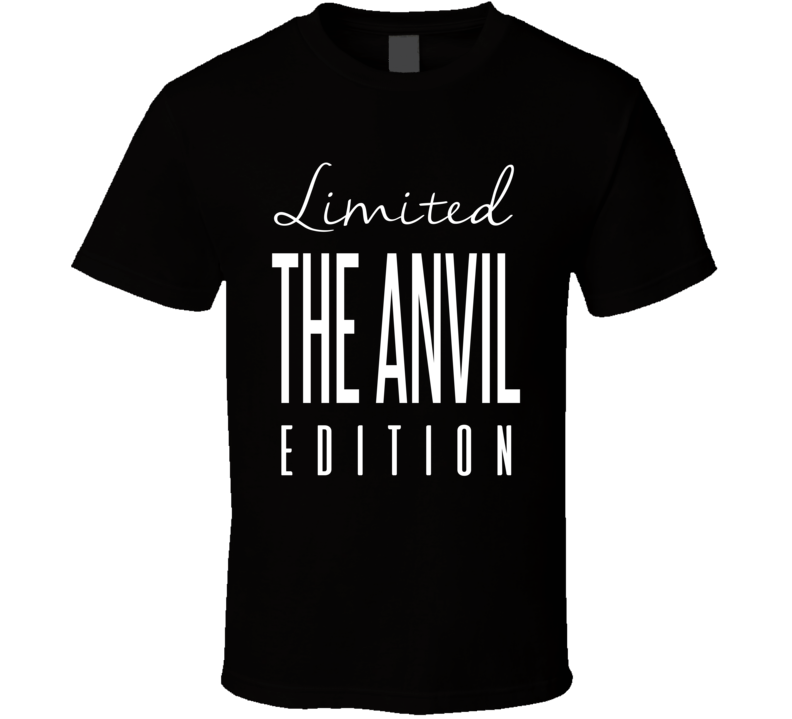 Jim The Anvil Neidhart Limited Edition Retro Wrestling T Shirt