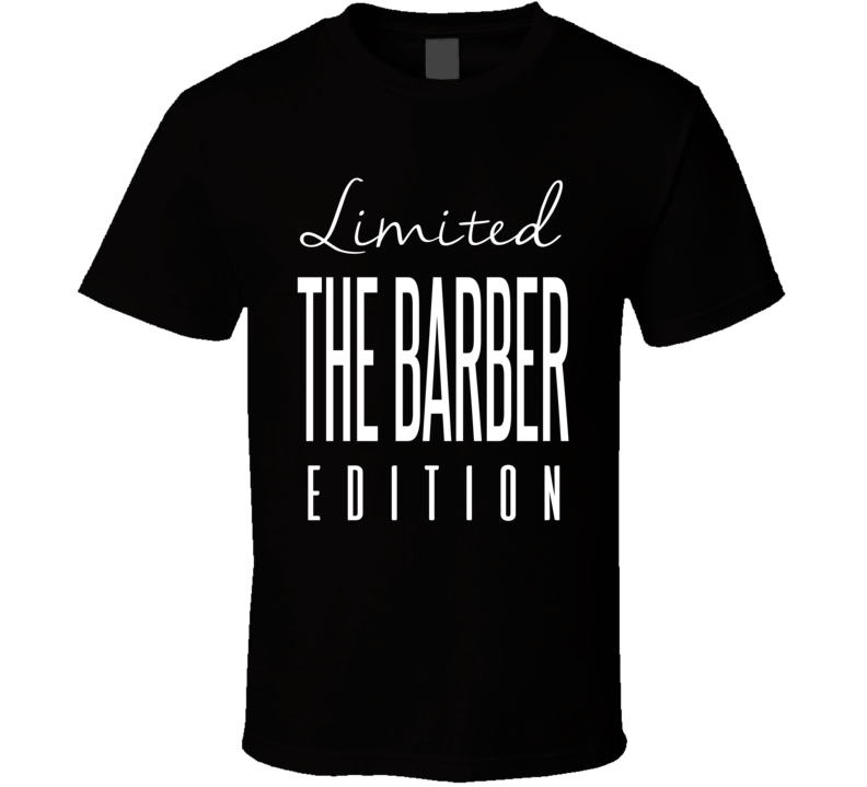 Brutus The Barber Beefcake Limited Edition Retro Wrestling T Shirt