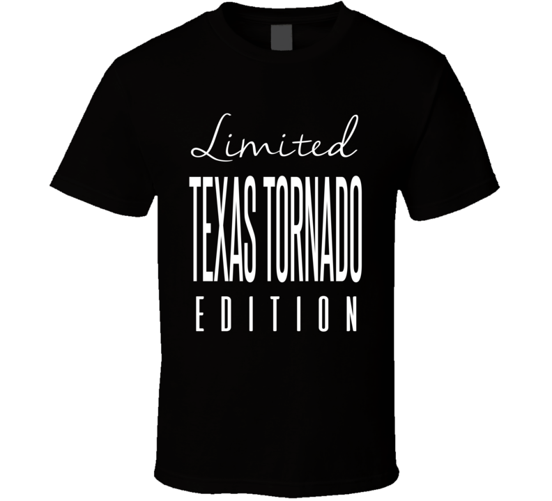 Texas Tornado Limited Edition Retro Wrestling T Shirt