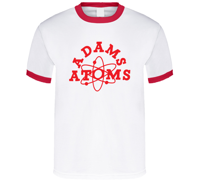 Revenge Of The Nerds Adams Atoms Movie T Shirt