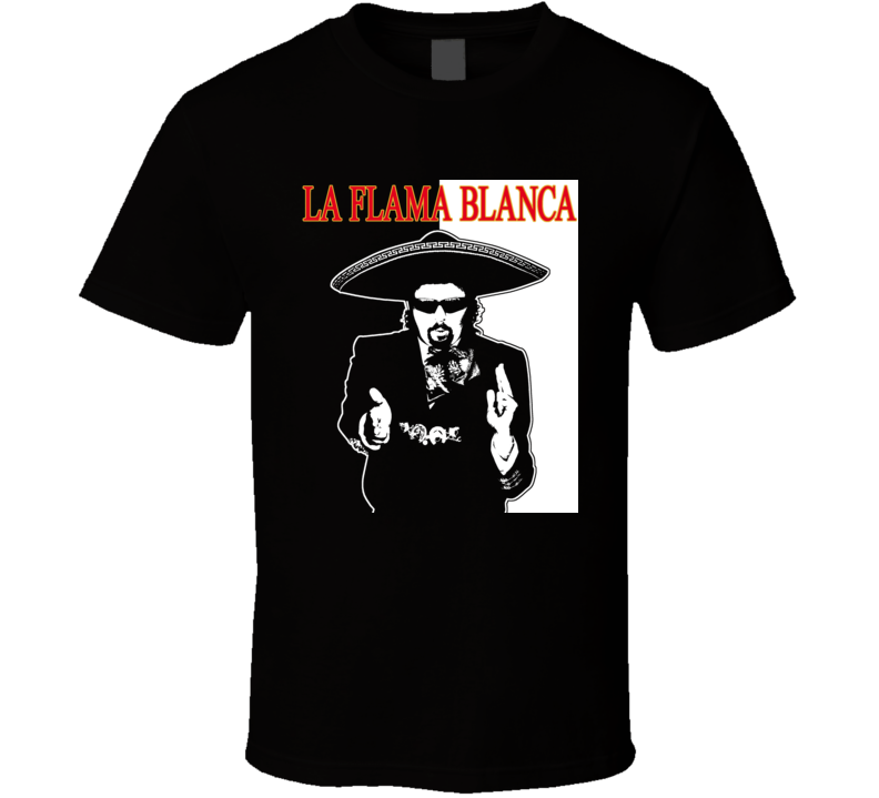 Kenny Powers La Flama Blanca T Shirt