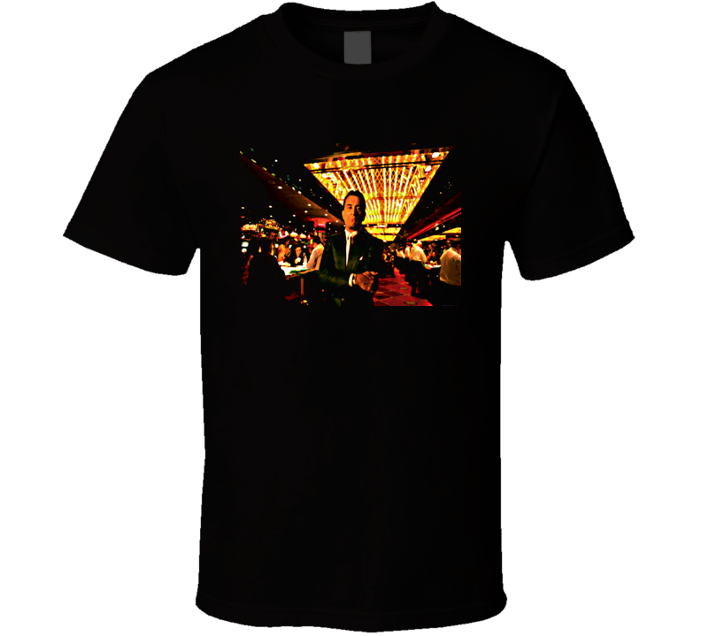 Casino Crime Gangster Movie Sam T Shirt