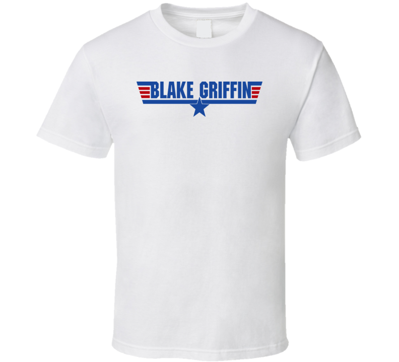 Blake Griffin Top Gun T Shirt