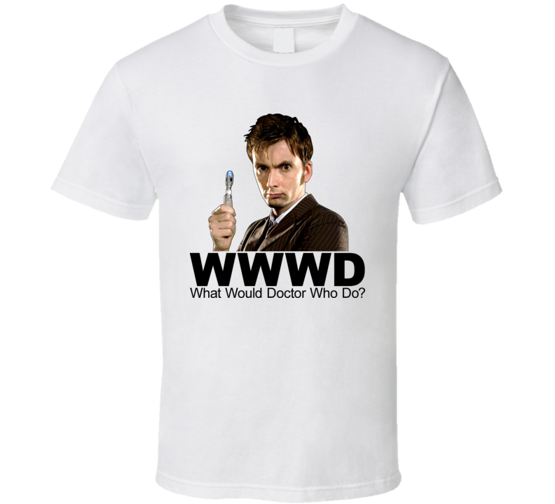 Doctor Who Sci Fi T Shirt