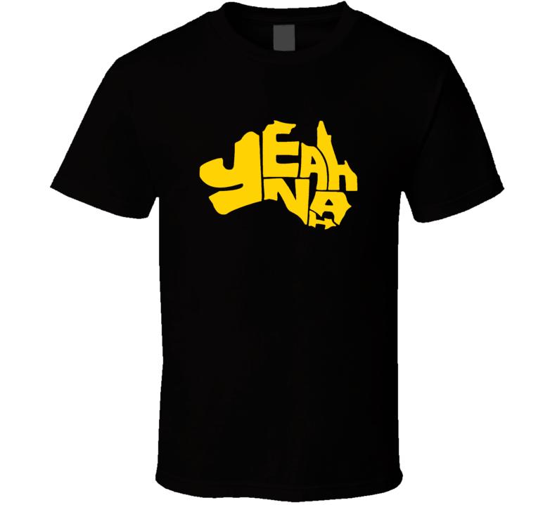 Yeah Nah Aussie T Shirt