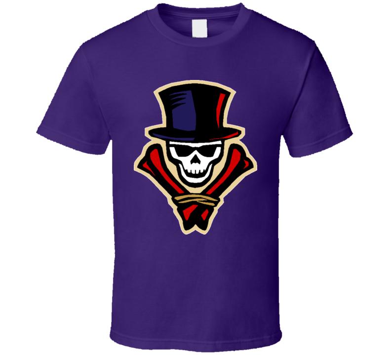 New Orleans Voodoo Football T Shirt