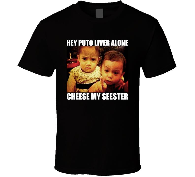 Hey Puto Funny T Shirt